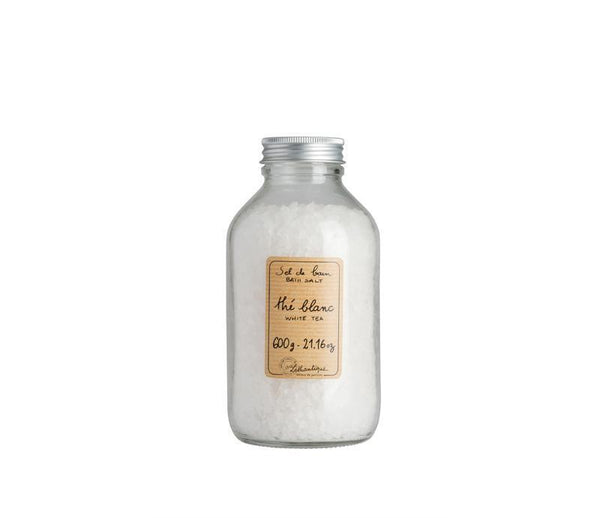 Authentique White Tea Bath Salts - Belle De Provence