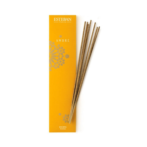 Amber Bamboo Incense - Belle De Provence
