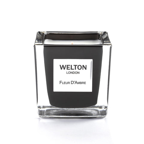 Welton London Scented Candle Fleur d'Ambre