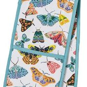 Butterfly Double Oven Gloves - Belle De Provence