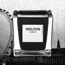 Welton London Scented Candle Secret Amber