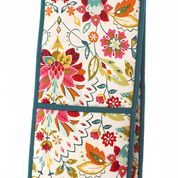 Floral Double Oven Gloves - Belle De Provence