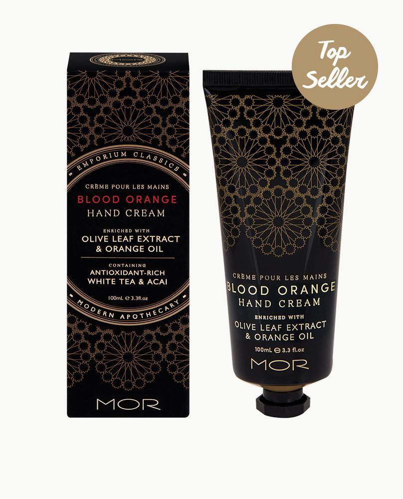 Blood Orange Hand Cream 100ml - Belle De Provence
