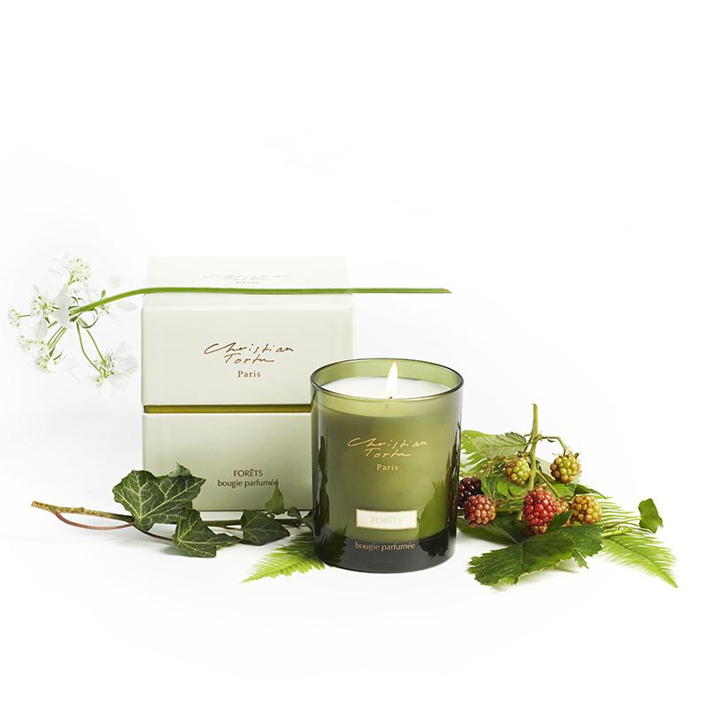 Forets Scented Candle - Belle De Provence