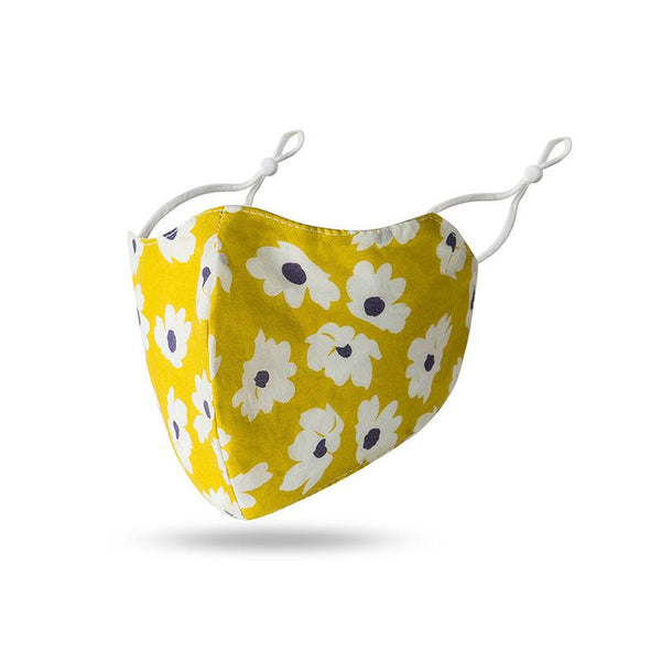 Yellow Daisy Mask - Belle De Provence