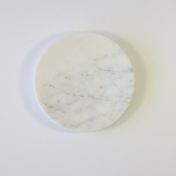 Small Marble Plates - Belle De Provence