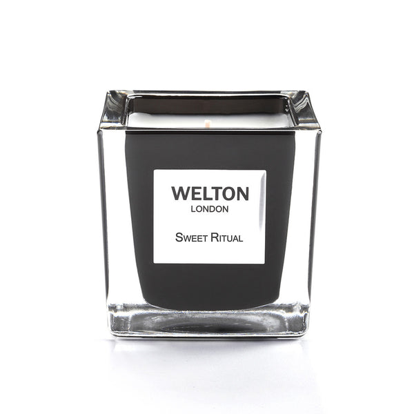 Welton London Scented Candle Sweet Ritual