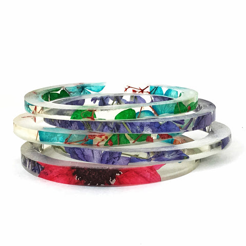 Mix & Match Bangle Stack