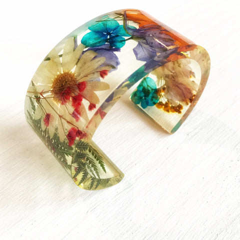 Everything Eco Resin Cuff