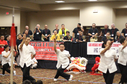 Las Vegas Chinese Martial Arts Tournament