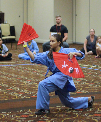 Kung Fu Girl Las Vegas Tournament