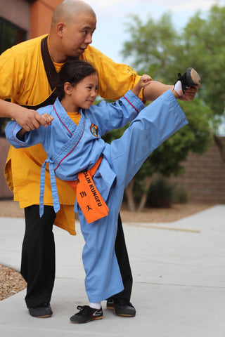 Kids Kung Fu Classes in Las Vegas