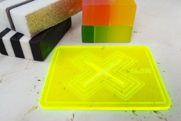 Drugstore Cross Soap Tray