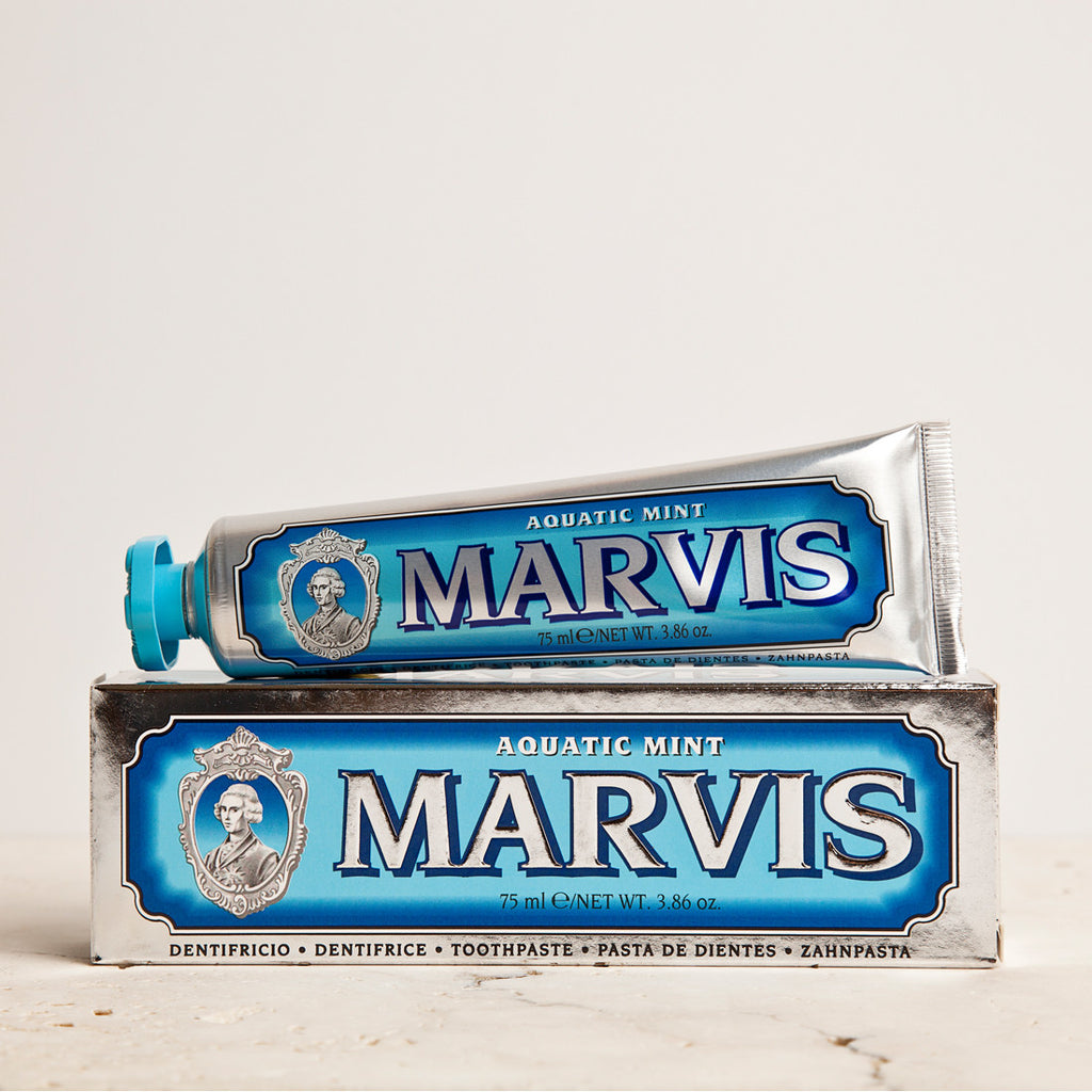Marvis Aquatic Mint Full Size Toothpaste 75ml
