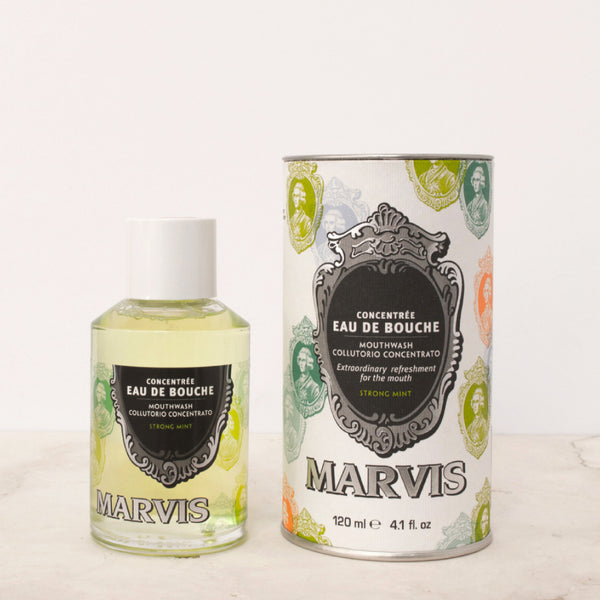 Marvis Mouthwash Concentrate