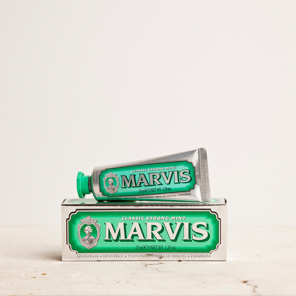 Marvis Classic Strong Mint Toothpaste 25ml