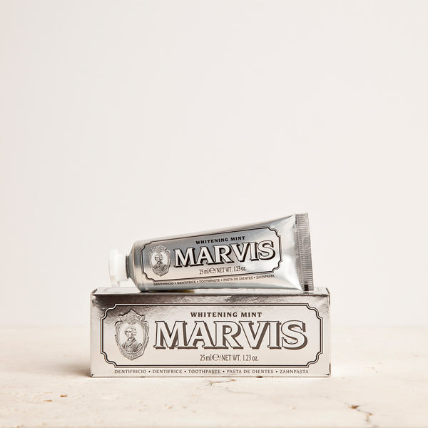 Marvis Whitening Mint Toothpaste 25ml