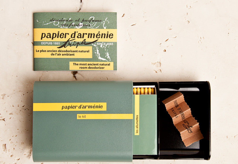 Papier D'Armenie Incense Papers