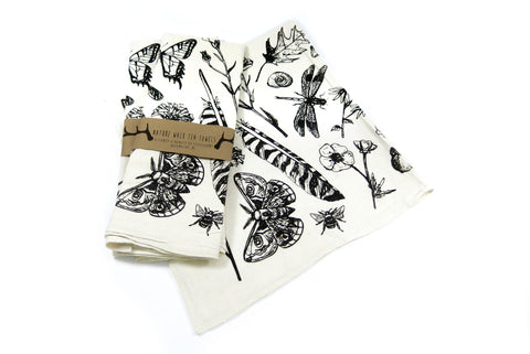Nature Walk Tea Towels
