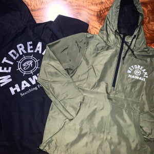 """Searching For Clarity"" Anorak Windbreaker"