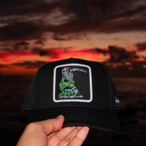 """Always Salty"" Trucker Hat"