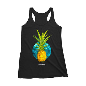 "Womens ""Fineapple"" Racerback Tank"
