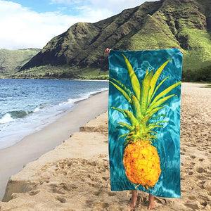 """Fineapple"" Beach Towel"