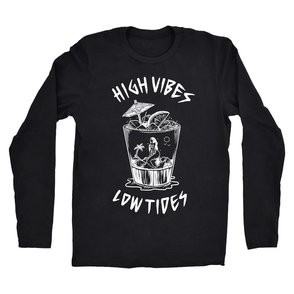 "Long Sleeve ""High Vibes"" Tee"