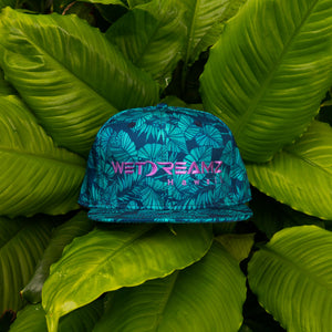 """Farm to Table"" Kalo Snapback - WD Logo"