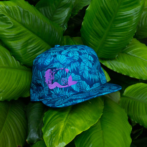 """Farm to Table"" Kalo Snapback - Mermaid"