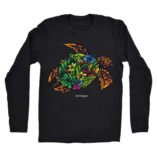 "Long Sleeve ""Haku Honu"" Tee"
