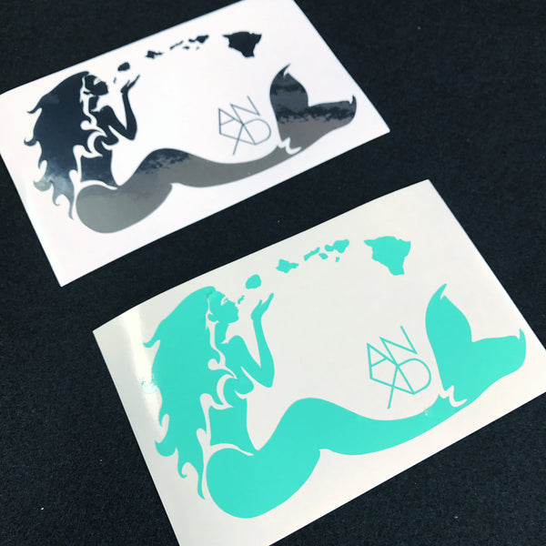Mermaid Decal