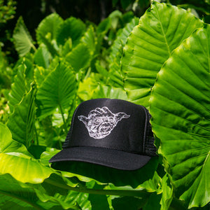 Yo Shaka - Black Trucker