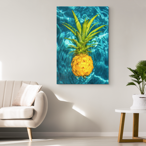 """Fineapple"" Canvas"