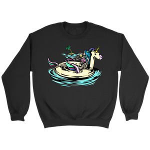 """Vibe Killer"" Crewneck Sweatshirt"