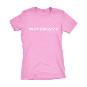 "Womens ""Wet Dreamz Hawaii"" Logo Tee"