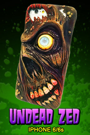 Undead Zed for iPhone 6/6s