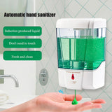 Automatic Hand Sanitizer Gel Dispenser