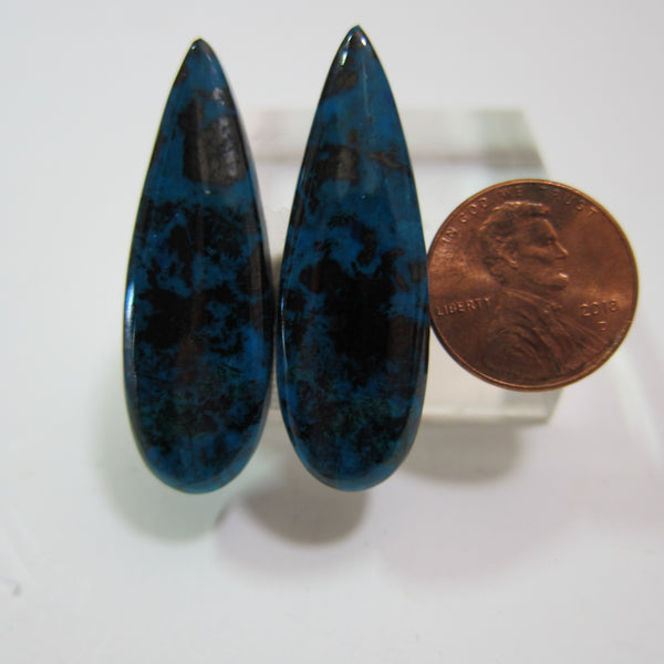 Azurite Malachite Pair V 603