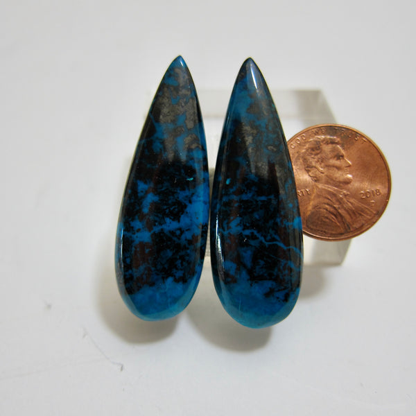 Azurite Malachite Pair V 600