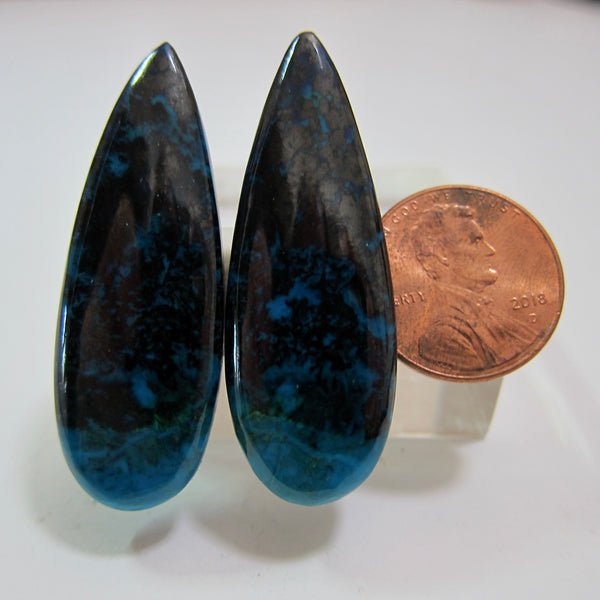 Azurite Malachite Pair V 606