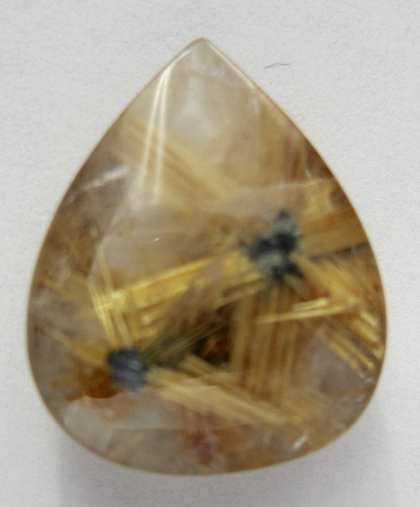 Rutilated Quartz W 6