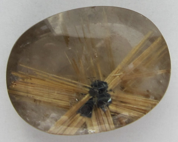 Rutilated Quartz W 12