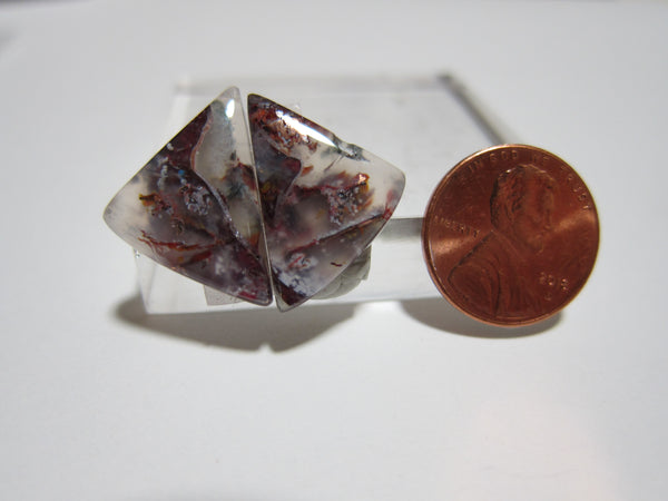 Quartz and Copper Pair V 218