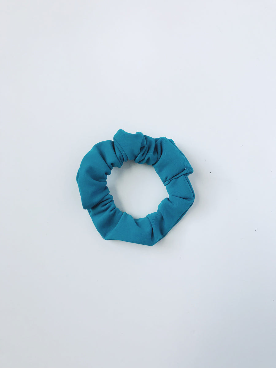 Scrunchie - Cobalt Blue - L A G O O N DESIGNS