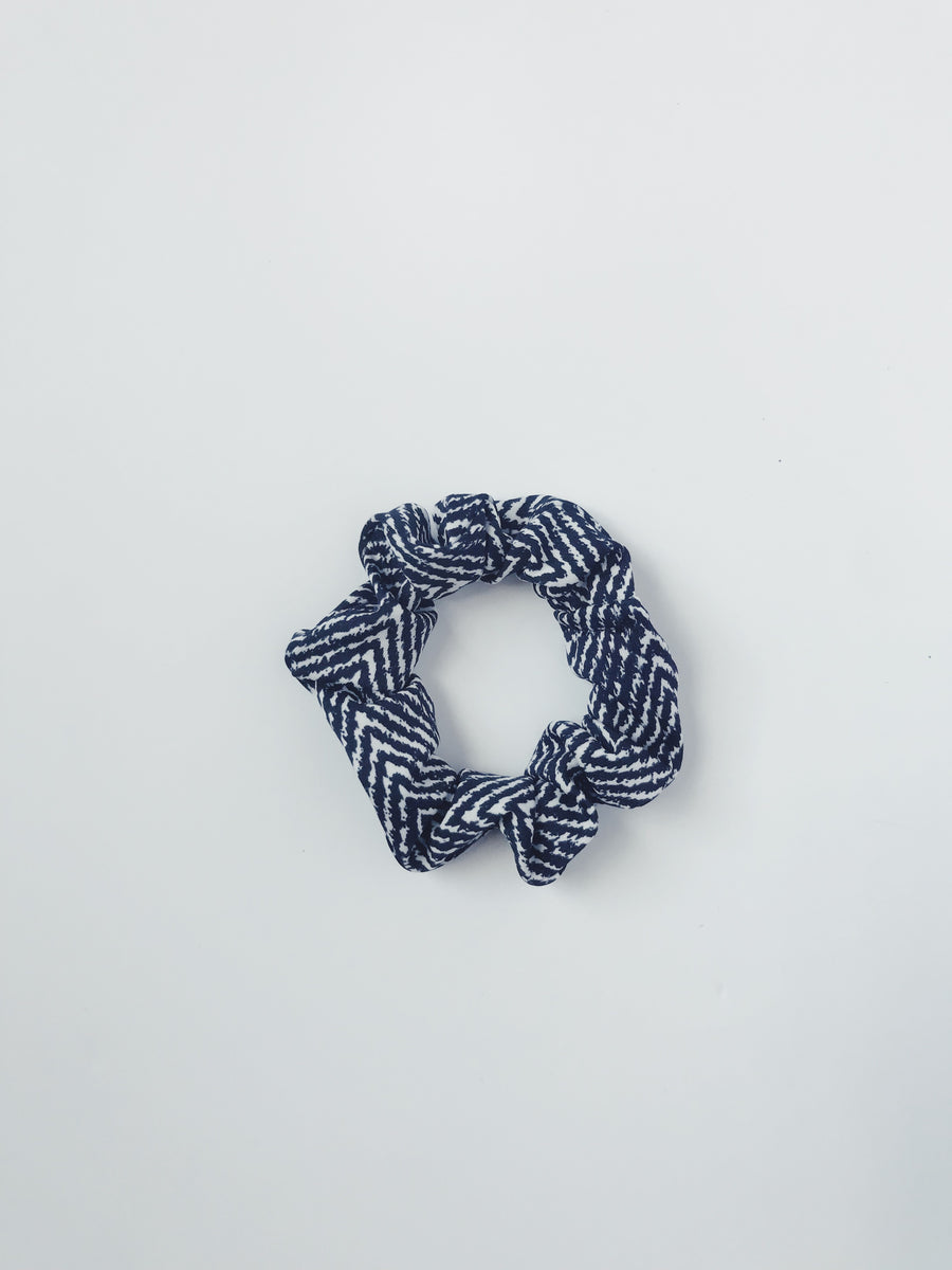Scrunchie - Stripe - L A G O O N DESIGNS