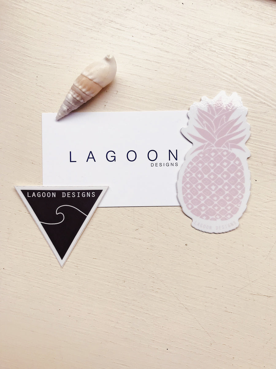 Sticker pack - L A G O O N DESIGNS