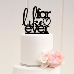 Custom Cake Topper - Arlo and Co