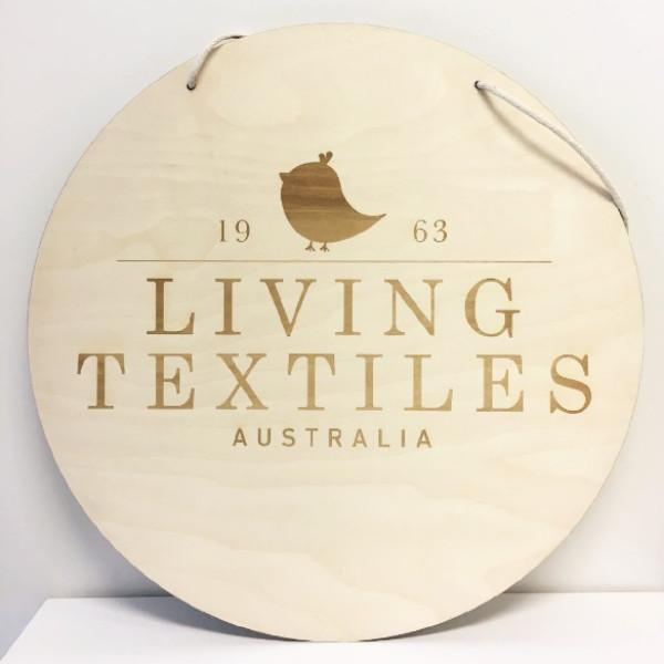Custom Logo Plaque - Etched