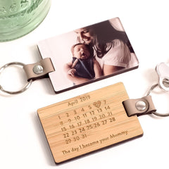 'Day To Remember' Photo Keytag - Arlo & Co